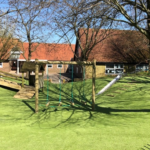 Artificial Grass Installation Kent School