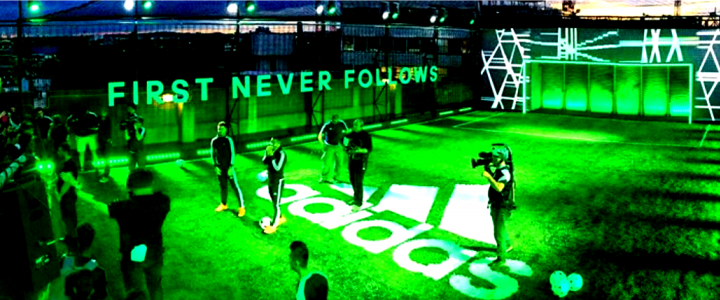 Adidas, F2 Freestylers LIVE, London